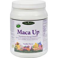 Paradise Herbs Maca Pro Vegetarian Energy Protein Vanilla - 15.94 oz