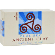 Zion Health Clay Soap - Blue Sky - 6 oz
