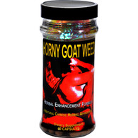 Maximum International Horny Goat Weed - 60 Capsules