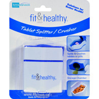 Fit and Healthy VitaMinder Tablet Splitter Crusher - 1 Unit