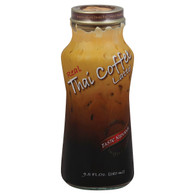 Taste Nirvana Real Thai Coffee - Latte - Case of 12 - 9.5 Fl oz.