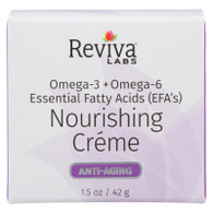 Reviva Labs EFAs Cream - 1.5 oz
