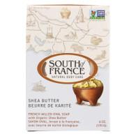 South Of France Bar Soap - Shea Butter - 6 oz - 1 each