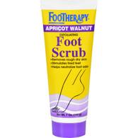 Queen Helene Exfoliating Foot Scrub Apricot Walnut - 7 fl oz