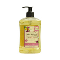 A La Maison French Liquid Soap Thousand Flowers - 8.8 fl oz
