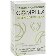 Creative Bioscience Garcinia Cambogia Green Coffee Bean Complex - 60 Capsules