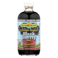 Dynamic Health Black Cherry Juice Concentrate - 8 fl oz