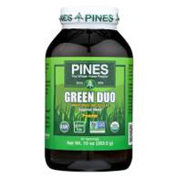 Pines International Green Duo - Organic - Powder - 10 oz