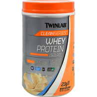 Twinlab Cleanseries Whey Protein Isolate - Vanilla - 1.5 lb