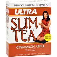 Hobe Labs Ultra Slim Tea Cinnamon Apple - 24 Tea Bags