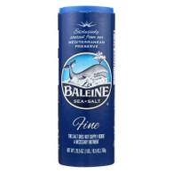 La Baleine Sea Salt Sea Salt - Fine - 26.5 oz - case of 12