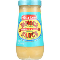 Durkee Sandwich and Salad Sauce - Famous - 10 oz - case of 12