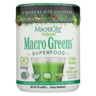 MacroLife Naturals Macro Greens - 30 oz