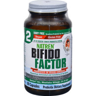 Natren Bifido Factor Dairy Free - 90 Capsules