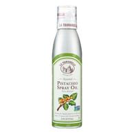 La Tourangelle Roasted Pistachio Spray Oil - Case of 6 - 5 Fl oz.