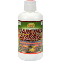 Dynamic Health Garcinia Cambogia Extract Juice Blend - 30 oz