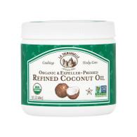 La Tourangelle Refined Coconut Oil - Case of 6 - 15 Fl oz.