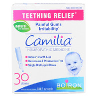 Boiron Camilia Teething Relief - 30 Doses