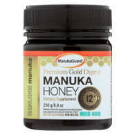 Manukaguard Premium Gold Manuka Honey 12+ - 8.8 oz