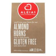 Aleia's Gluten Free Cookies - Almond Horns - Case of 6 - 9 oz.
