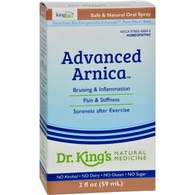 King Bio Homeopathic Advanced Arnica - 2 fl oz