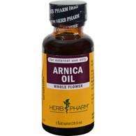 Herb Pharm Arnica Olive Oil Extract - 1 fl oz