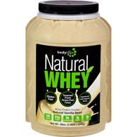 Bodylogix Protein Powder - Natural Whey - Vanilla Bean - 1.85 lb