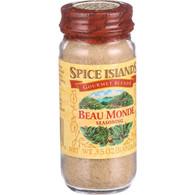 Spice Island Gourmet Seasoning Blends - Beau Monde - 3.5 oz - Case of 3