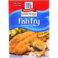Golden Dipt Breading - Fish Fry - 10 oz - case of 12