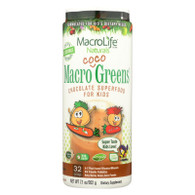 MacroLife Naturals Jr. Macro Coco-Greens for Kids Chocolate - 7.1 oz
