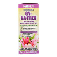 Natren GY-Na.Tren Vaginal Health Solution Kit - 2 Bottles