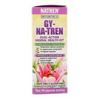 Natren GY-Na.Tren Vaginal Health Solution Kit - 2 Bottles