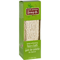 North American Hemp Company Face Cloth - 1 Count