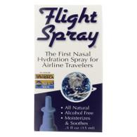 Flight Spray Nasal Hydration Spray - Airline Travelers - .5 oz