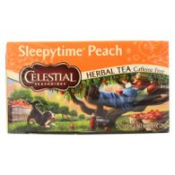 Celestial Seasonings Herbal Tea Sleepytime P - Case of 6 - 20 Bag