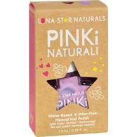 Lunastar Pinki Naturali Nail Polish - Hartford (Baby Violet) - .25 fl oz