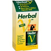 Lane Labs Herbal V - 500 mg - 10 Caps