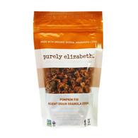 Purely Elizabeth Ancient Grain Granola Cereal - Pumpkin Fig - 2 oz - Case of 8