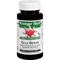 Kroeger Herb Complete Concentrate - Goji Berry - 90 Vegetarian Capsules