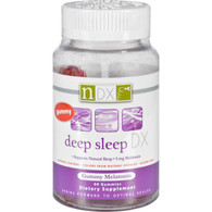 Natural Dynamix DX Deep Sleep DX - Gummy - 60 Count