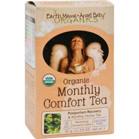 Earth Mama Angel Baby Monthly Comfort Tea - 16 Tea Bags