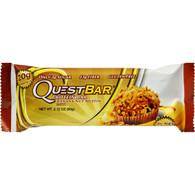 Quest Bar - Banana Nut Muffin - Gluten free - 2.12 oz - Case of 12