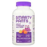 SmartyPants Multivitamin Plus Omega 3 with Vitamin D - 180 Ct