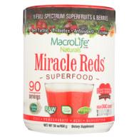 MacroLife Naturals Miracle Reds Berri - 30 oz