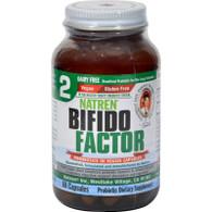 Natren Bifido Factor Dairy Free - 60 Capsules