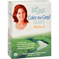 Light Mountain Color The Gray-Chestnut - 7 fl oz