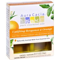 Aura Cacia Air Freshener Refill - Bergmont - 3 Pack