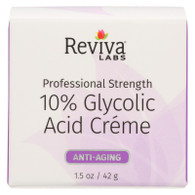 Reviva Labs 10% Glycolic Acid Renaissance Cream - 1.5 oz