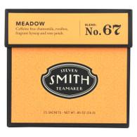 Smith Teamaker Herbal Tea - Meadow - Case of 6 - 15 Bags