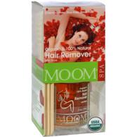 Moom Organic Hair Remover Kit - 1 Kit